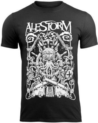 NAPALM RECORDS KOSZULKA ALESTORM - OCTOPUS - Ceny i opinie T-shirty i koszulki męskie UQCB