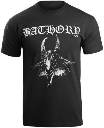 MACEDONIA KOSZULKA BATHORY - GOAT - Ceny i opinie T-shirty i koszulki męskie DPOW
