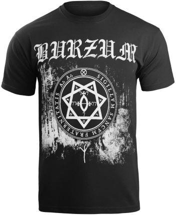 MACEDONIA KOSZULKA BURZUM - PENTAGRAM - Ceny i opinie T-shirty i koszulki męskie IAJL