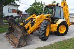 JCB 4CX IDEALNA!!!