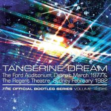 Tangerine Dream: The Official Bootleg Series Volume Three (Remastered) [4CD]