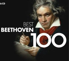 Various Artists - 100 BEST BEETHOVEN. CD