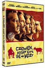 Człowiek, Który Gapił Się Na Kozy (The Men Who Stare At Goats) (DVD)