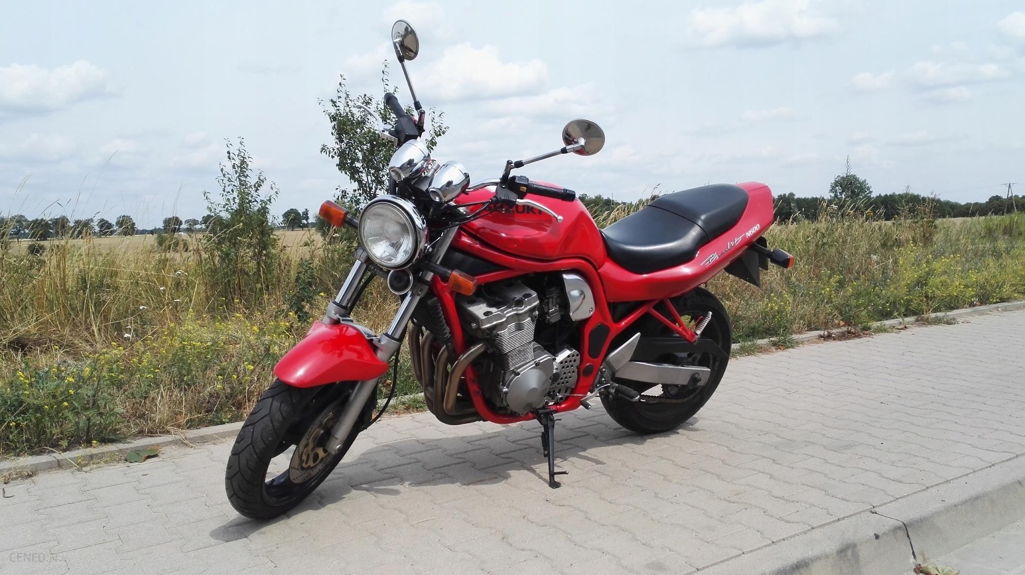 Suzuki Bandit Gsf 600 N Zadbany Dodatki Opinie I Ceny Na Ceneo Pl