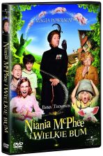 Niania I Wielkie Bum (Nanny McPhee And The Big Bang) (DVD)
