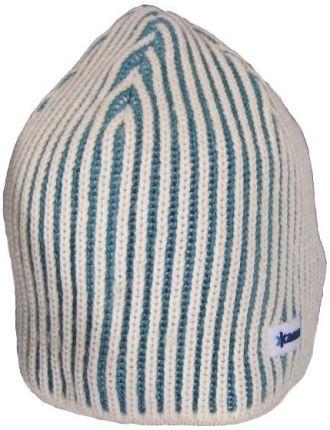 Mizuno Bobble czapka zimowa, białoniebieska białoniebieski