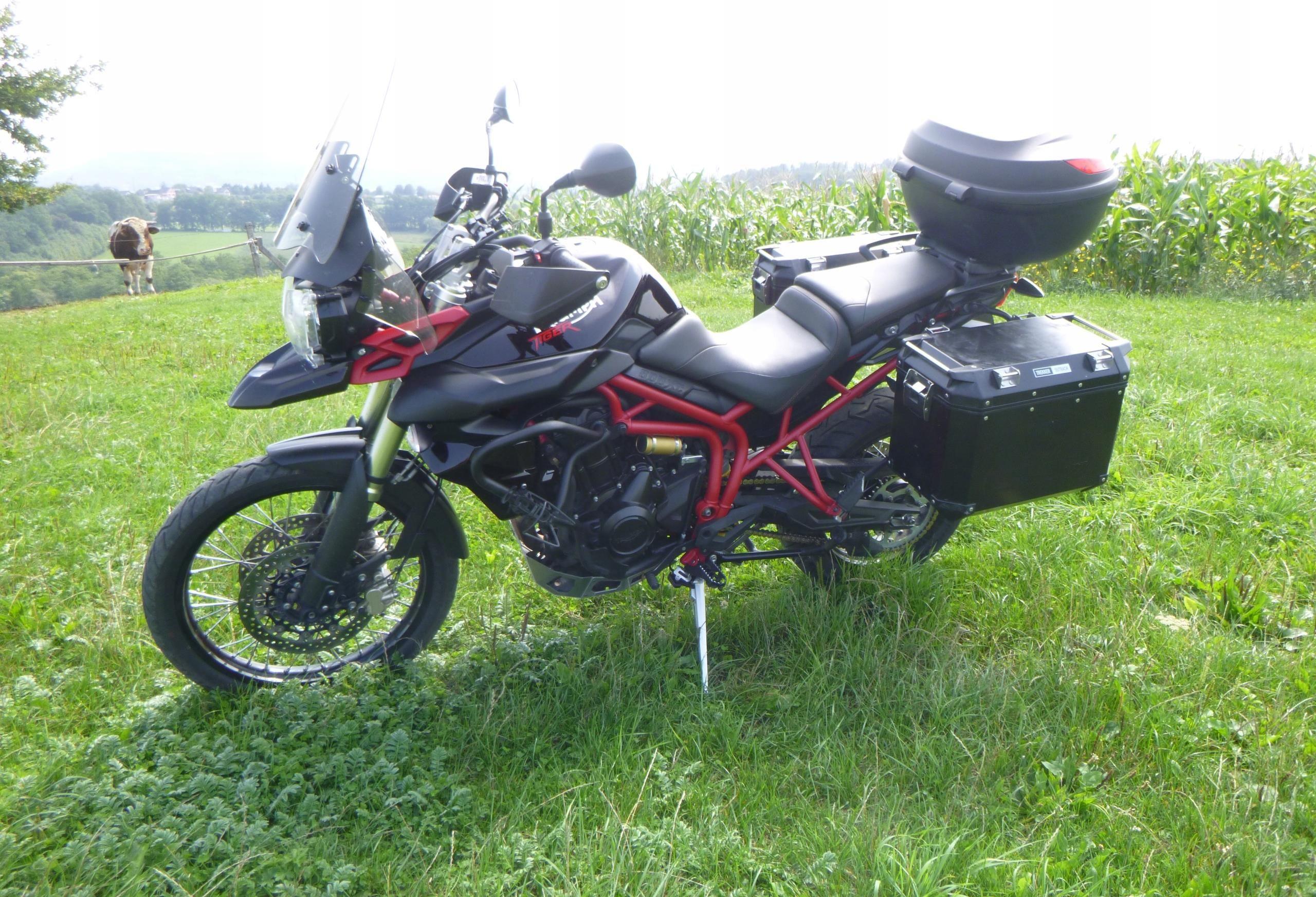 Motocykl Triumph Tiger 800 Xc Limited Opinie I Ceny Na Ceneo Pl