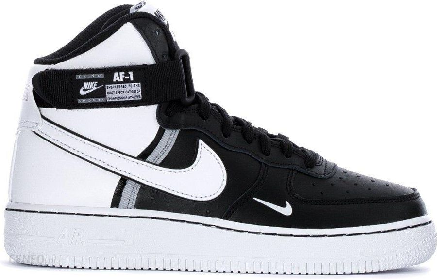 Buty NIKE AIR FORCE 1 HIGH LV8 2 GS (Cl2164 010) czarnybialy Ceny i opinie Ceneo.pl