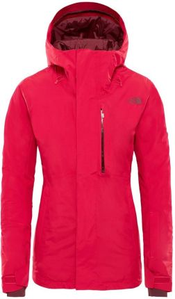 Kurtka The North Face W Descendit damska Malinowy
