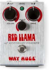 Dunlop E-WHE-206, Way Huge WHE206 - Red Llama 25th Anniversary Overdrive, efekt gitarowy - zdjęcie 1