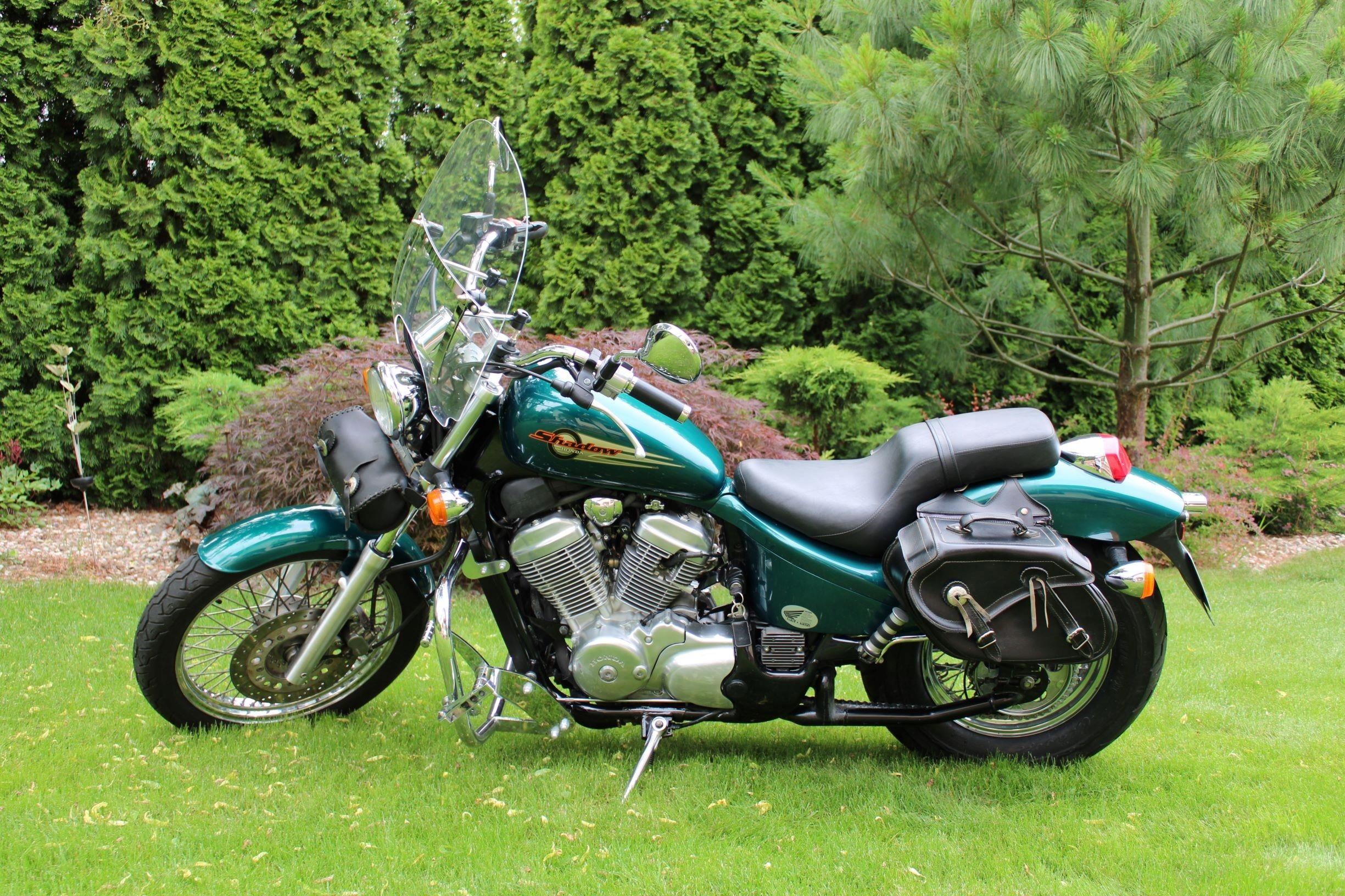 Motor Honda Shadow Vt 600 C 1998r Opinie I Ceny Na Ceneo Pl