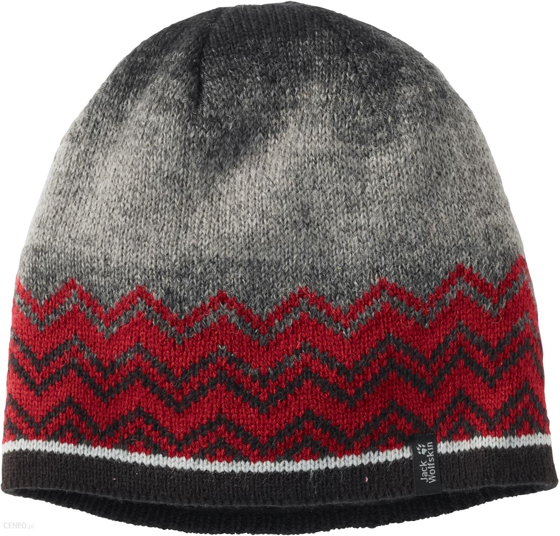 czapka zimowa jack wolfskin