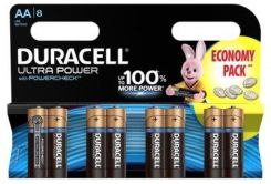 DURACELL Ultra Power AA 8szt.