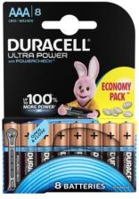 DURACELL Ultra Power AAA 8szt.
