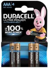 DURACELL Ultra Power AAA 4szt.