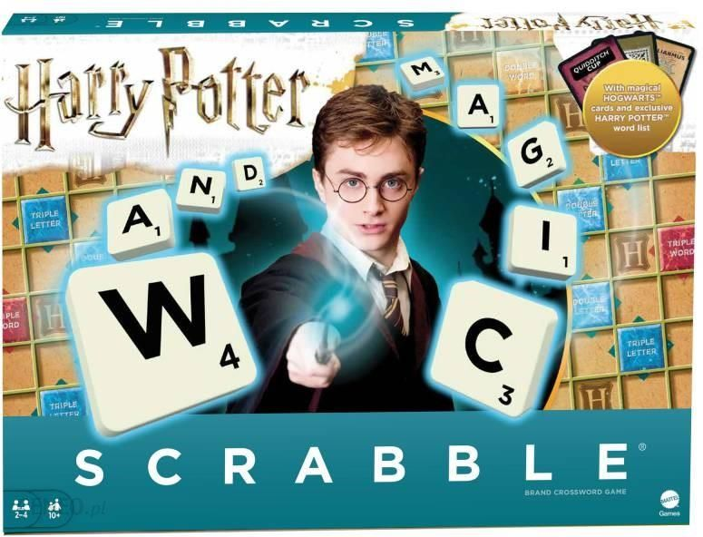 Mattel Scrabble Harry Potter GGB30