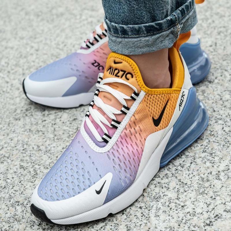 Buty sportowe damskie Nike W Air Max 270 (AH6789 023)