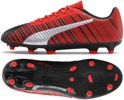 Buty piłkarskie Puma One 5.3 Fg Ag JR105657 01 czerwono