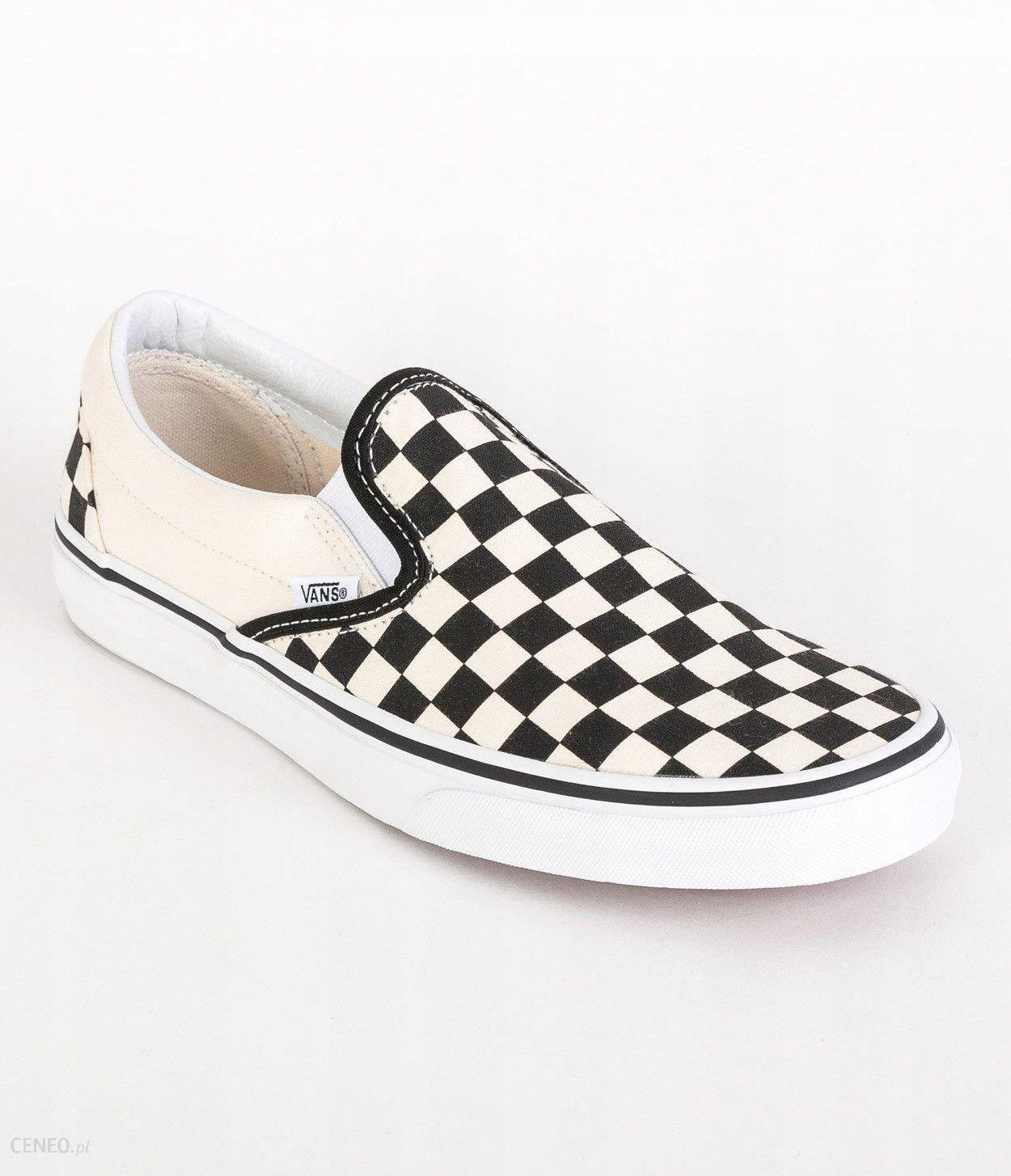 Vans U CLASSIC SLIP ON V00EYEBWW Checkerboard 8 Ceny i opinie Ceneo.pl