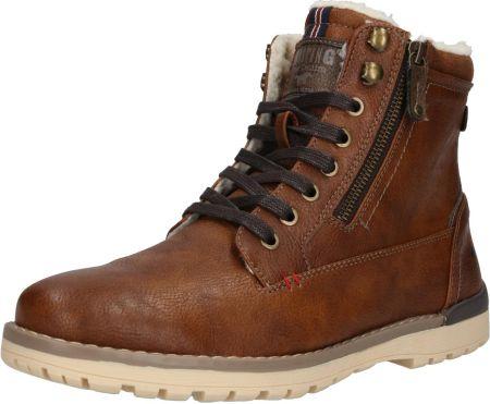 nowy przyjeżdża najlepsze buty Data wydania: TIMBERLAND Buty sznurowane 'AF 6IN Premium Boot' Koniakowy ...