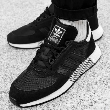 Adidas Jeans B42228 Buty Męskie Skórzane Czarne Ceny i opinie Ceneo.pl