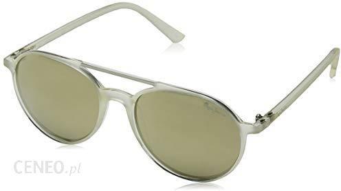 Amazon Pepe Jeans Sunglasses Elias 53.0 męskie okulary przeciwsłoneczne, przezroczyste, kolor: przezroczystyszary Ceneo.pl
