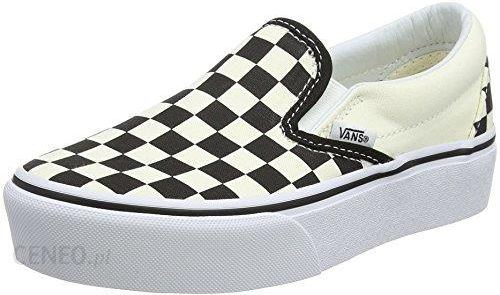Amazon Vans damskie Classic Slip on Platform Sneaker czarny 37 eu Ceneo.pl