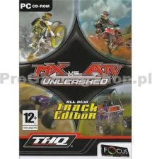 MX vs. ATV Unleashed (Gra PC)