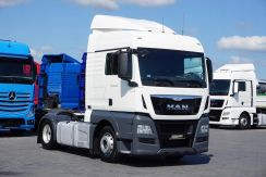 MAN TGX / 18.440 / EURO 6 / XLX / MANUAL / MAŁY PR