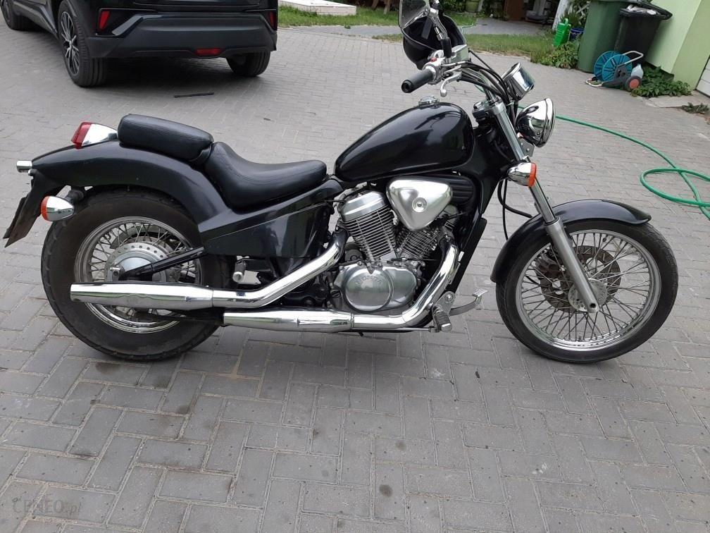 Motocykl Honda Shadow Vt 600 Opinie I Ceny Na Ceneo Pl