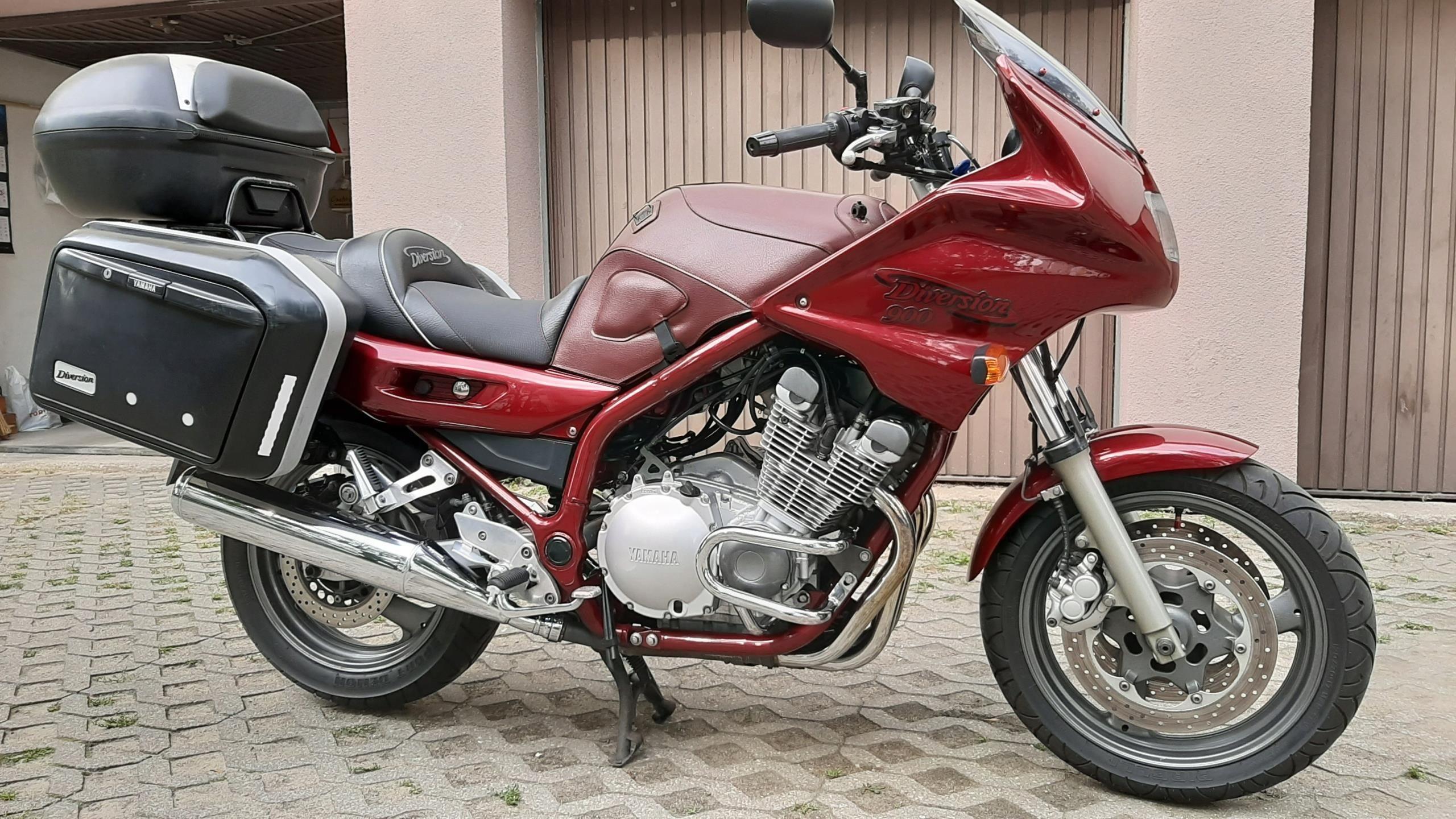 Yamaha Xj 900 Diversion Opinie I Ceny Na Ceneo Pl