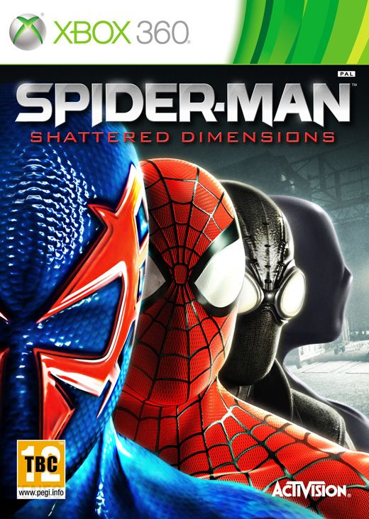 Spider Man Shattered Dimensions Gra Xbox 360 Ceneo Pl