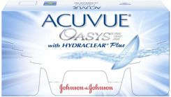 Johnson & Johnson Acuvue Oasys Hydraclear Plus 6 szt