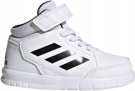Deichmann buty dzieciece Adidas V Jog Crib białe E Ceny i