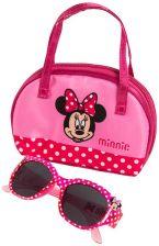 Cool Club, Okulary przeciwsłoneczne z etui, Myszka Minnie