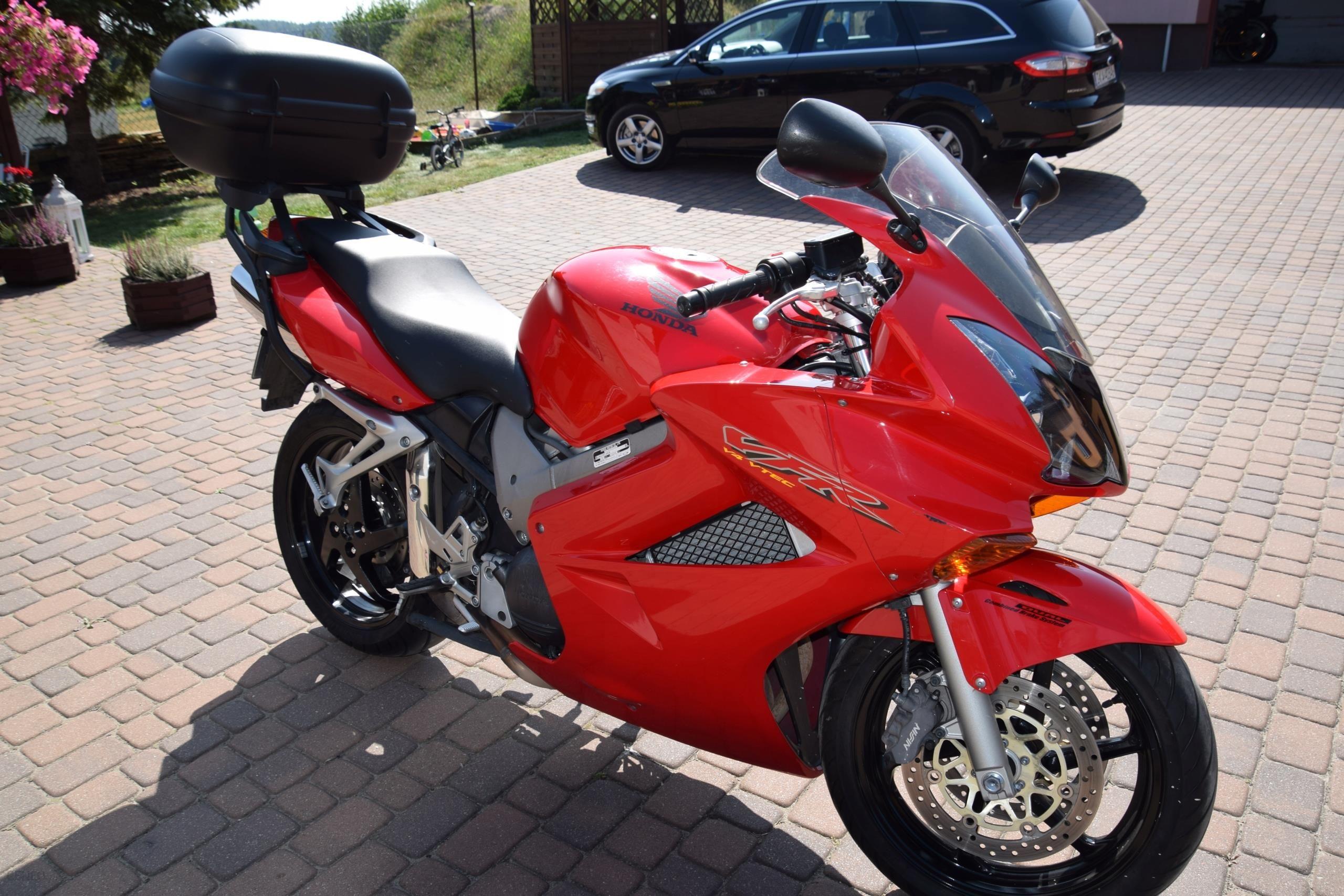 Motocykl Honda Vfr 800 V Tec Opinie I Ceny Na Ceneo Pl