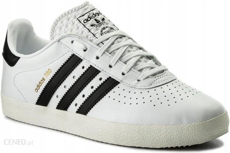 Buty męskie adidas 350 białe skórzane Ceny i opinie Ceneo.pl