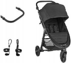 Baby Jogger City Mini GT 2 JET Grey Spacerowy