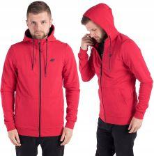 bluza 4f męska czerwona promocje