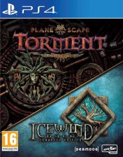 Planescape Torment & Icewind Dale Enhanced Edition (Gra PS4)