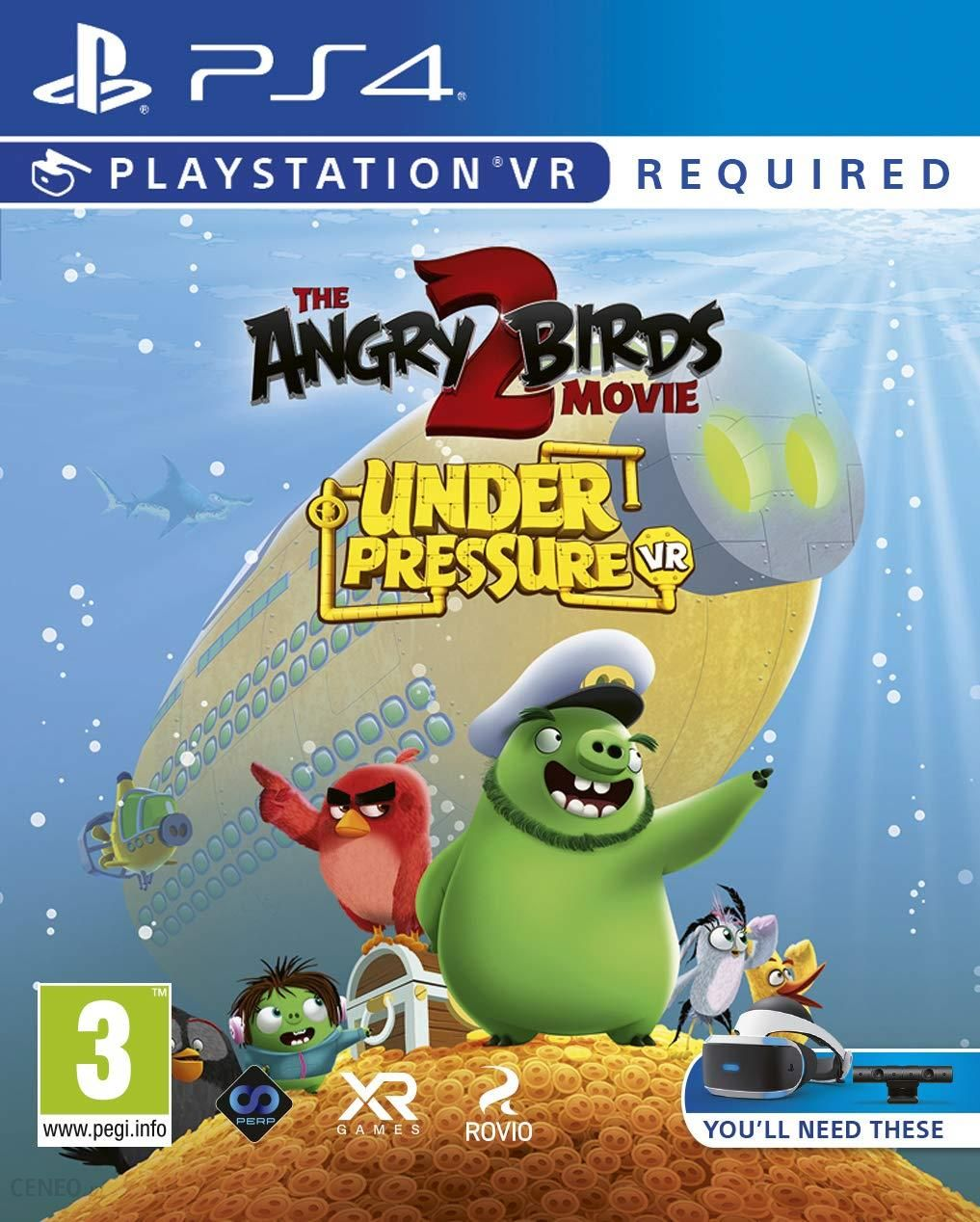 Angry Birds The Movie 2 Vr Gra Ps4 Ceny I Opinie Ceneo Pl