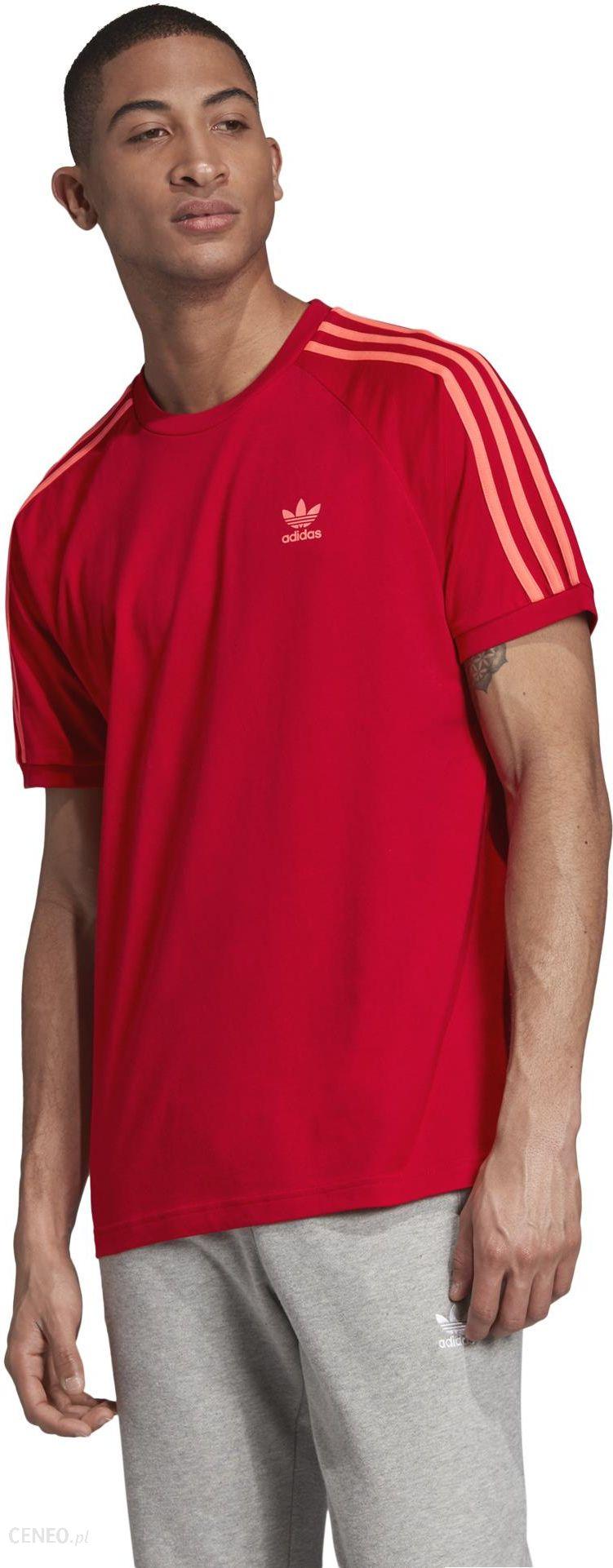 Adidas Originals 3 Stripes Koszulka Czerwony L Ceny i opinie Ceneo.pl