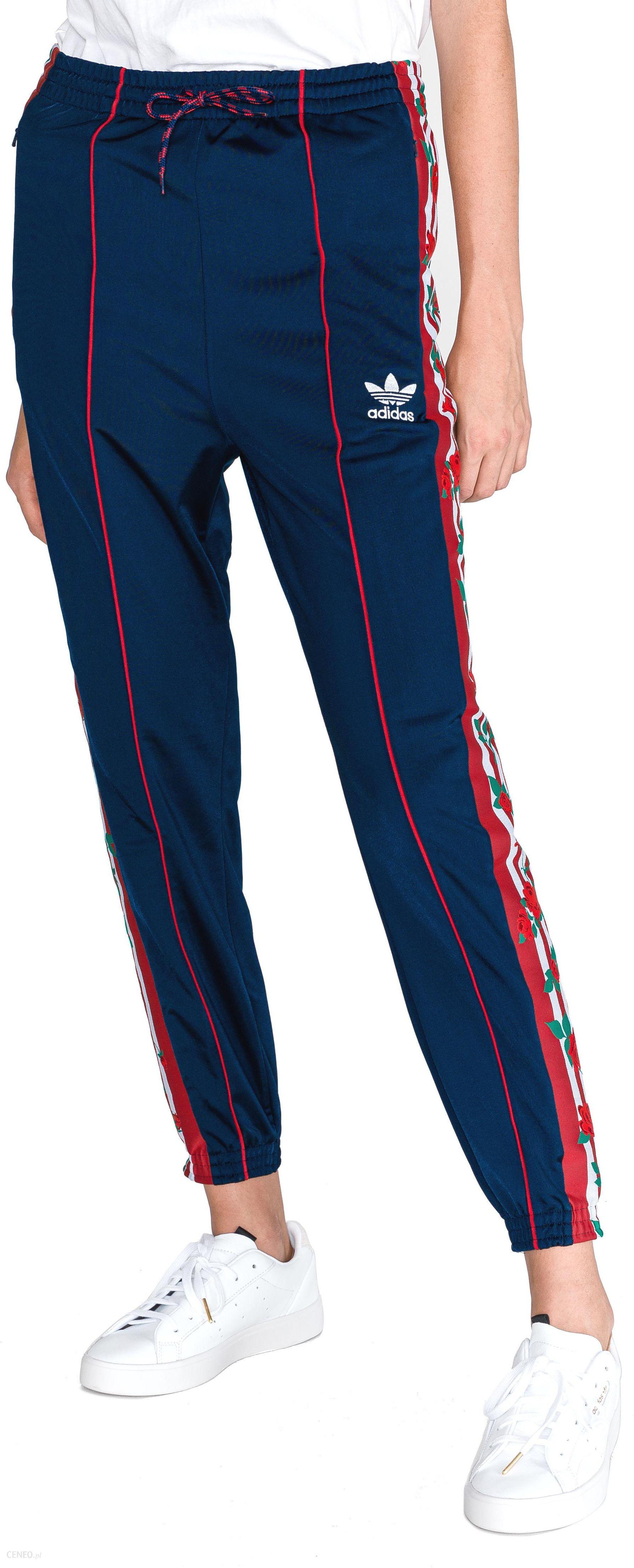 Adidas Originals Spodnie dresowe Niebieski 34 Ceny i opinie Ceneo.pl