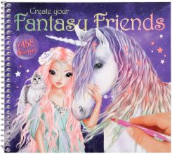 Top Model Fantasy Friends Zestaw Kreatywny 10617
