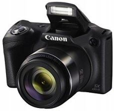 Produkt z Outletu: Aparat Cyfrowy Canon Powershot SX430 Is Wi-fi 20Mp