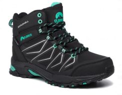 Elbrus Mabby Mid Wp Wo'S Black Biscay Green