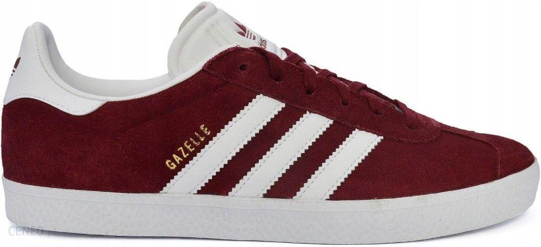 oficjalna strona odebrać tani Adidas Gazelle J CQ2874 Buty Damskie Bordowe