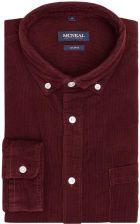 Koszula sztruksowa o kroju slim fit z bawełny McNeal