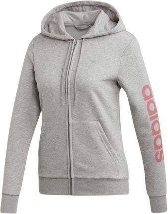 Bluza damska adidas W Essentials 3Stripes FZ HD DU0657