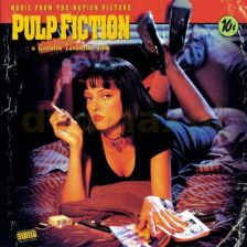 Pulp Fiction soundtrack (Gold) (Limited) [Winyl]